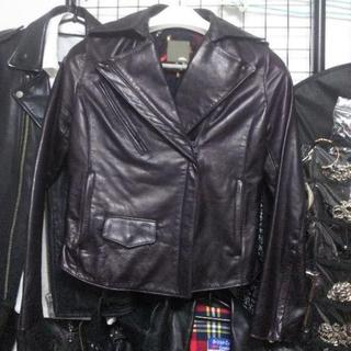 LAD MUSICIAN - LAD MUSICIAN Leather Riders Jacket