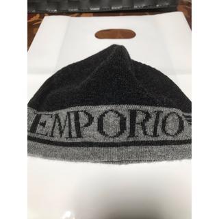 エンポリオアルマーニ(Emporio Armani)のEMPORIO ARMANI Beanie(ニット帽/ビーニー)
