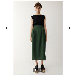 moussy - moussy ethnic cocoon スカート
