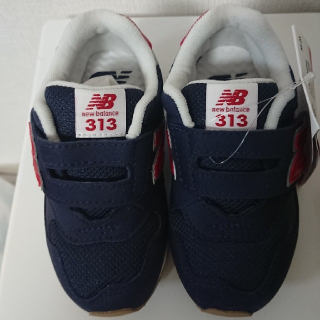 New Balance(ニューバランス)のニューバランス スニーカー ベビー キッズ キッズ/ベビー/マタニティのキッズ靴/シューズ(15cm~)(スニーカー)の商品写真