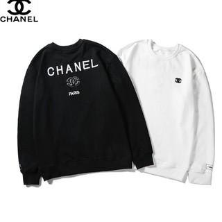 シャネル(CHANEL)のCHANEL ロゴ 刺繍 サイズ選択可 お洒落 男女兼用    パーカー(パーカー)