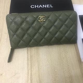 CHANEL - 大人気!財布