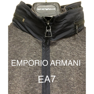 エンポリオアルマーニ(Emporio Armani)のEMPORIO ARMANI ジャージジャケット フード(ジャージ)