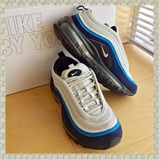 NIKE - 23.5◆ Nike By You カスタムシューズ  air max 97