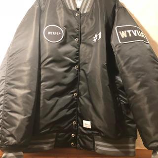 W)taps - wtaps team jacket Lサイズです。宜しくお願いします。