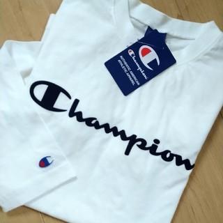 チャンピオン(Champion)のチャンピオン 長袖 ロンT ビッグロゴ(Tシャツ(長袖/七分))