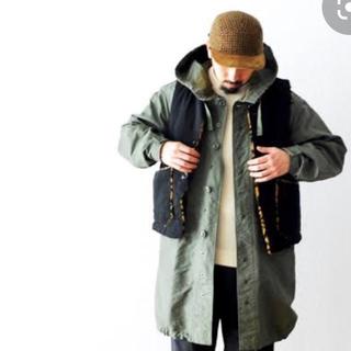 エンジニアードガーメンツ(Engineered Garments)のengineered garments over  vest(ベスト)
