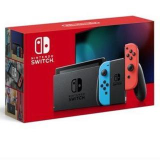 Nintendo Switch - Nintendo Switch (新モデル)