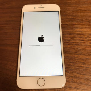 iPhone - iPhone 7 Gold 128 GB SIMフリー
