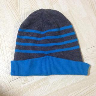 エイチアンドエム(H&M)のH&M  ニット帽 キッズ(帽子)