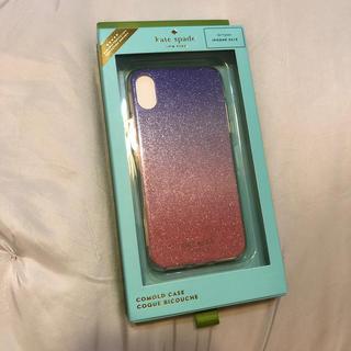 ケイトスペードニューヨーク(kate spade new york)のiPhone X スマホケース ケイトスペード(iPhoneケース)