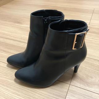 RANDA - randa 黒色ブーツ