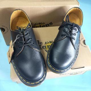 Dr.Martens - uk4 超美品Dr.Martensドクターマーチン 靴 1461 3ホール 革靴