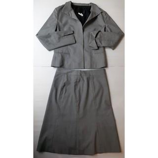 アンタイトル(UNTITLED)のUNTITLED レディススーツ ジャケットとスカート LL(おまけ付き)(スーツ)