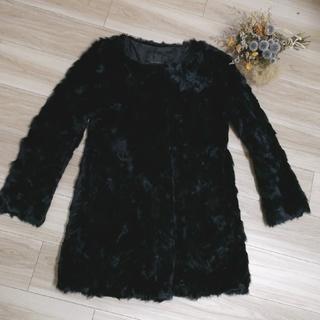 エムプルミエ(M-premier)のエムプルミエ ファー毛皮コート(毛皮/ファーコート)