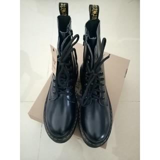 Dr.Martens - 激売れ!UK5 ブーツ Dr. Martens ドクターマーチン厚底8eyes