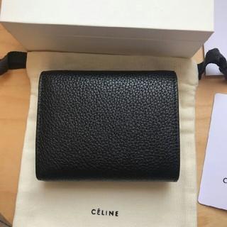 celine - セリーヌ 三つ折り 財布
