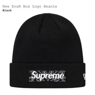 シュプリーム(Supreme)のFP2様専用 Supreme New Era Box Logo Beanie(ニット帽/ビーニー)