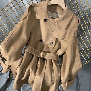 BURBERRY - 新品Burberry ウールのコート