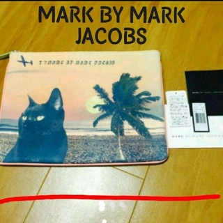 MARC BY MARC JACOBS - 極美品(未使用) MARK BY MARK JACOBS  クラッチバッグ