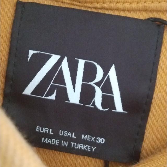 ZARA(ザラ)のzara ヴィンテージ風パーカー レディースのトップス(パーカー)の商品写真