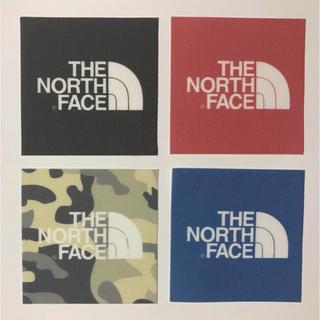 ザノースフェイス(THE NORTH FACE)のTHE NORTH FACE ワッペン 大 4枚(キャップ)