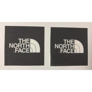 ザノースフェイス(THE NORTH FACE)のTHE NORTH FACE ワッペン 大 2枚(キャップ)