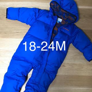コロンビア(Columbia)のコロンビア カバーオール ジャンプスーツ 18-24M(カバーオール)