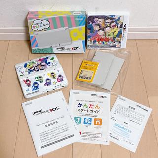 ニンテンドー3DS - Newニンテンドー3DS本体+おそ松さんのソフト