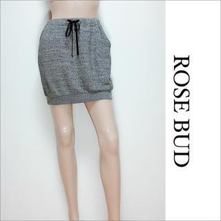ROSE BUD - ROSE BUD スウェットスカート♡ディーゼル マウジー SLY ZARA