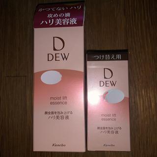 デュウ(DEW)のDEW モイストリフトエッセンス(美容液)