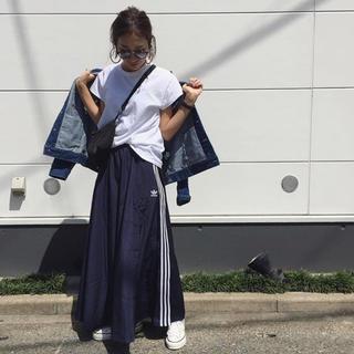 アディダス(adidas)の【即完売】adidas originals ロングスカート yanさん着用(ロングスカート)