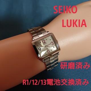 セイコー(SEIKO)のSEIKO LUKIA セイコールキア レディースアナログウォッチ(腕時計)