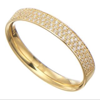 agete - agete  K18ダイヤモンドリング 11号 新品✨5日間限定販売