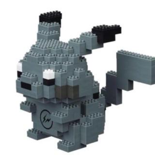 ポケモン(ポケモン)のTBP ナノブロック ポケモン ピカチュウ DX FRAGMENT JUN(積み木/ブロック)