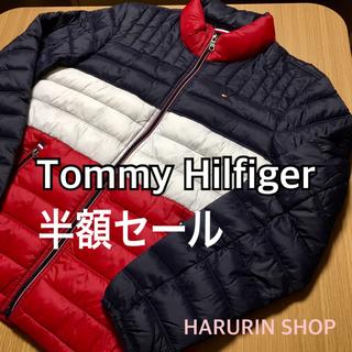 TOMMY HILFIGER - 日本未発売☆新品・正規品☆トミーヒルフィガー メンズ 中綿ダウンジャケット 希少