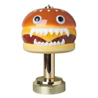 アンダーカバー(UNDERCOVER)のundercover medicom  toy ハンバーガーランプ(その他)