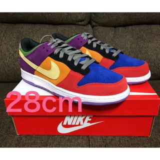 NIKE - Nike Dunk Low Viotech 28cm