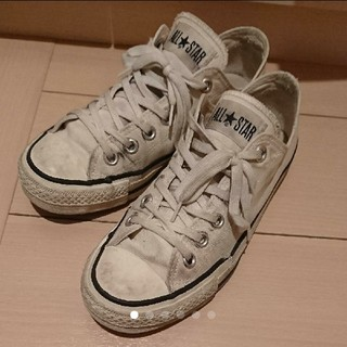CONVERSE - コンバース ローカット 5 白 made in Japan
