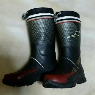 スーパースター(SUPERSTAR)のSUPERSTARスパイク付長靴21cm(長靴/レインシューズ)