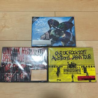 ワンオクロック(ONE OK ROCK)のONE OK ROCK ライブDVD(ミュージック)