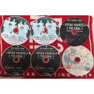 防弾少年団(BTS) - バンタン ソウル ロンドン サウジ dvd