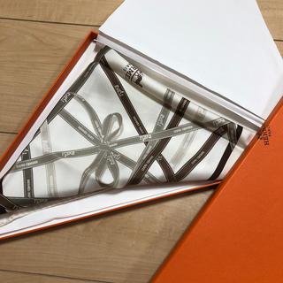 Hermes - エルメス 三角スカーフ 未使用