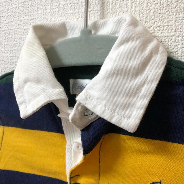 Ralph Lauren(ラルフローレン)の【9M】ラルフローレン カバーオール キッズ/ベビー/マタニティのベビー服(~85cm)(カバーオール)の商品写真