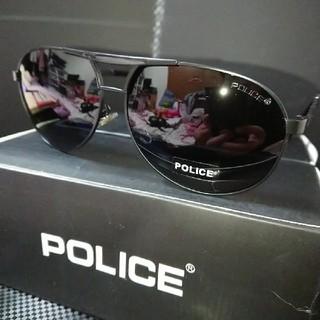 ポリス(POLICE)のPOLICE ディアドロップサングラス(サングラス/メガネ)