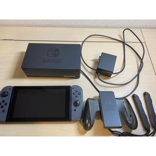 Nintendo Switch - 任天堂  Nintendo Switch グレー