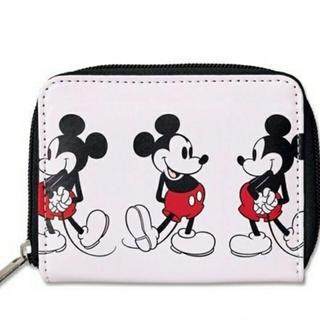 SHIPS - SHIPS ミッキーマウス 二つ折り財布