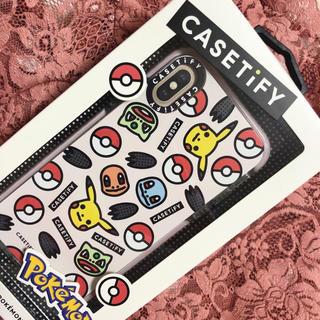 ポケモン(ポケモン)のCASETiFY & Pokémon コラボケース(iPhoneケース)
