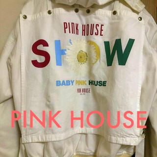 ピンクハウス(PINK HOUSE)のピンクハウス アウター ジャケット (ブルゾン)