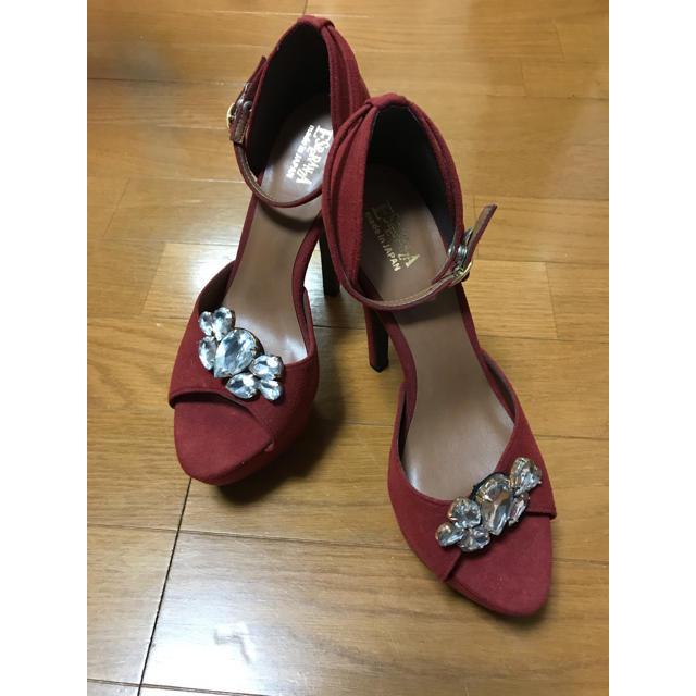 ESPERANZA(エスペランサ)の新品 ESPERANZAヒール レディースの靴/シューズ(ハイヒール/パンプス)の商品写真
